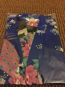 Brand New Silk Kimono Robe Bassendean Bassendean Area Preview