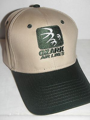 Airline Pilot Cap (OZARK AIRLINE BASEBALL CAP AIRPLANE PILOT NICE FATHERS DAY OR CHRISTMAS GIFT )