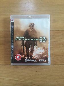 Call of Duty: Modern Warfare 2 (MW2) for PS3