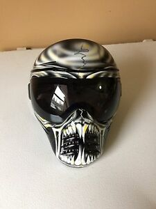 Save face paintball and air soft mask