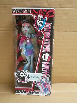 Monster High Music Festival VIP Abbey Bominable Doll 2012 Mattel BNIB