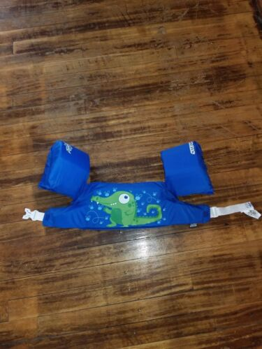 Stearns Puddle Jumper Deluxe Child Life Jacket, Crocodile