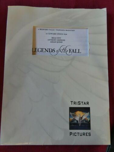 LEGENDS OF THE FALL press kit BRAD PITT AIDAN QUINN HENRY THOMAS 6 B&W photos