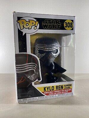 Funko POP! Movies, Star Wars | 308 | Kylo Ren, Supreme Leader Vinyl Figure