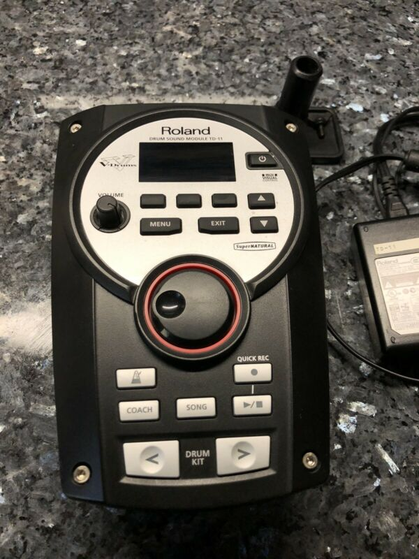 Roland Td-11 Electronic Drum Module