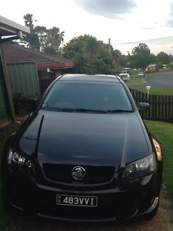 Holden commodore V8 2009 VE SS Manual wagon Toowoomba Toowoomba City Preview