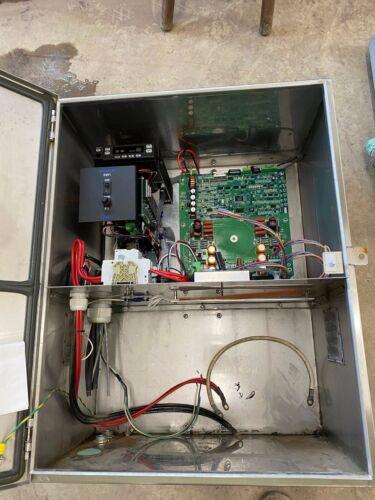 ATI Siren Control cabinet