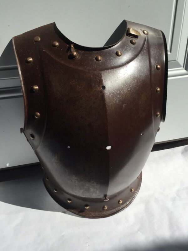 Antique Cuirassier Breastplate Franco Prussian Napoleonic Armor