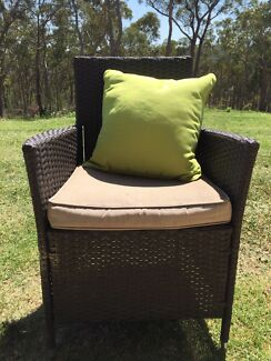 Outdoor cushions, set of ten.  East Kurrajong Hawkesbury Area Preview