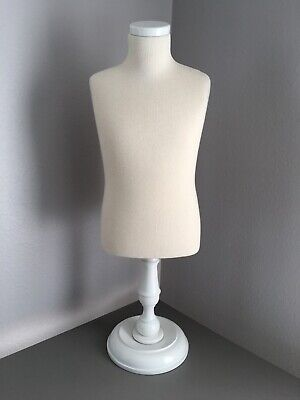 Bernstein Display Child Girl Mannequin Torso Dress Clothing Form Display Stand