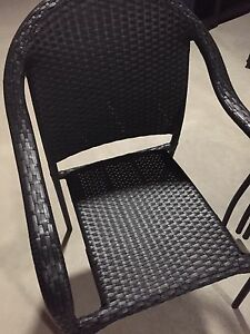 Outdoor chairs (4)