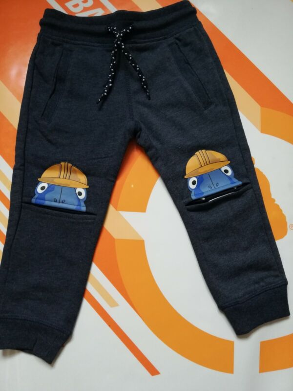 Baby boys size 18-24 Months Monster Joggers Trousers Bottoms Clothes Cute Comfy