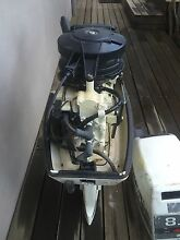 8hp Johnson Outboard Bicton Melville Area Preview