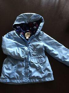 Girls size 6 Osh Kosh Spring jacket