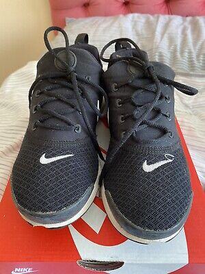 Nike Presto Fly Boys Junior Size 3.5