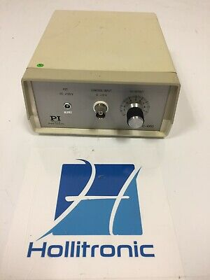 Physik Instrumente E-660.00 Piezo Driver Power Amplifier