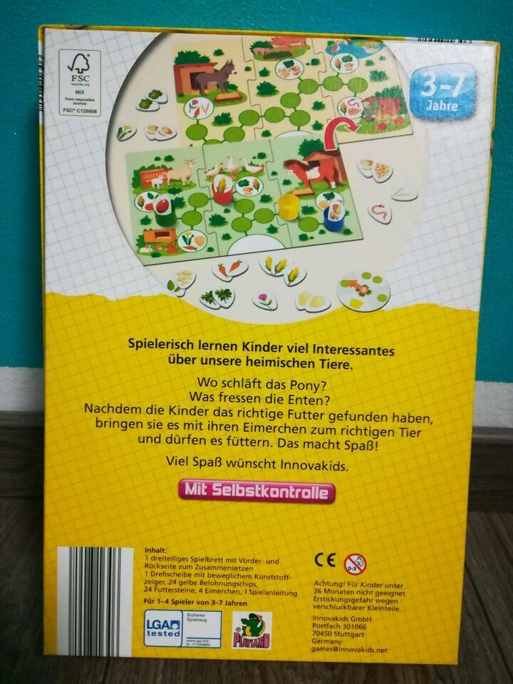 Verschiedene Kinder-Spiele in Niedersachsen - Wolfsburg