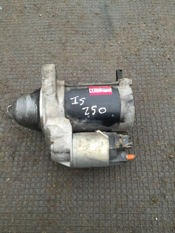 2006 LEXUS iS250 STARTER MOTOR 28100-31070 428000-2340
