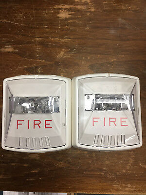 Wheelock Fire Strobe P85060