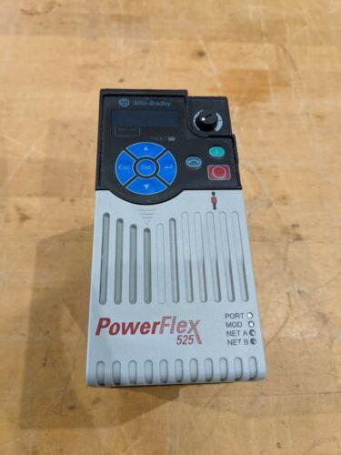PowerFlex 525 1 Hp VFD, 480V, 25B-D2P3N104