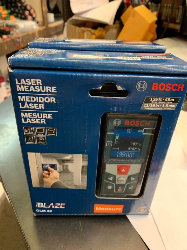 Bosch GLM 42 Laser Measure