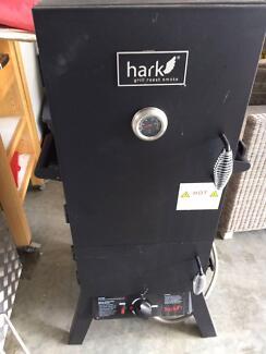 Hark BBQ Smoker 2 Door