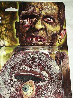 Halloween Zombie Latex Eye Costume Makeup Theater Stage