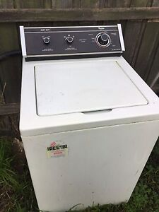 Whirlpool heavy duty 8.5Kg working condition can deliver Footscray Maribyrnong Area Preview