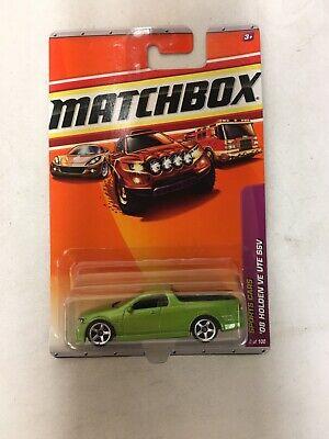 Matchbox Sports Cars '08 Holden VE Ute SSV