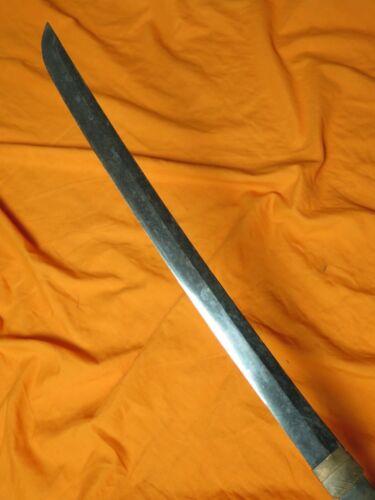OLD WAKIZASHI SHINTO Antique Samurai japanese koshirae saya katana menuki tanto