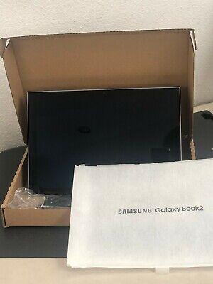 Samsung Galaxy Book2 128GB, Wi-Fi + 4G (VERIZON), 12 in - Silver