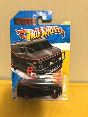 """Hot Wheels (The A Team) -  """"The A Team Van"""""""