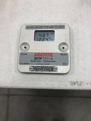 Loctite Zeta 7011-a Dosimeter-radiometer 1265282