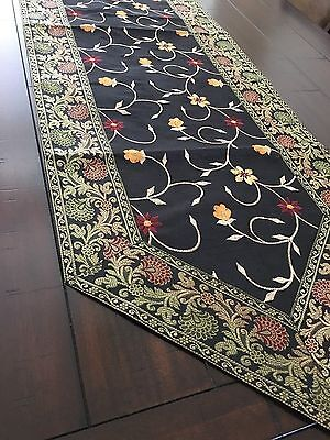 Table Runner / Tapestry Brocade Art silk 16
