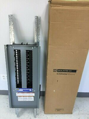 Square D 400 Amp 600 Volt Main Lug 42 Circuit Interior