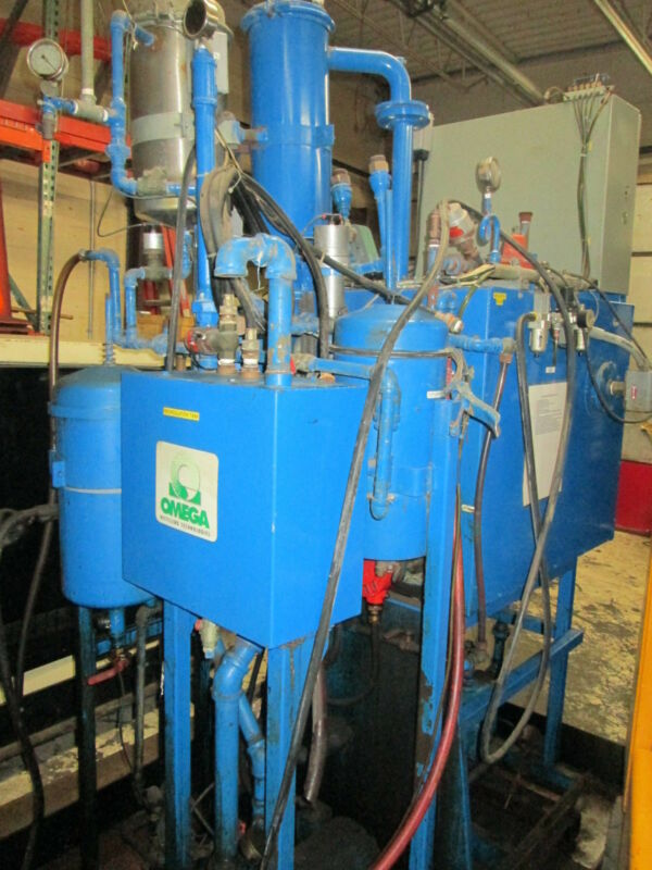 Omega Recycling Technologies TSRP 100 18/Gal Cap Solvent Still Recovery System