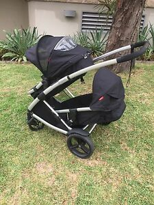 Phil & Ted's Double Stroller/Pram Breakfast Point Canada Bay Area Preview