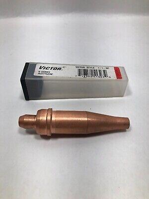 Victor G Series Acetylene Cutting Tip 1-1-101