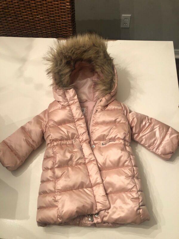Baby GAP Down Coat Warmest Puffer TODDLER GIRLS Jacket 18-24 months