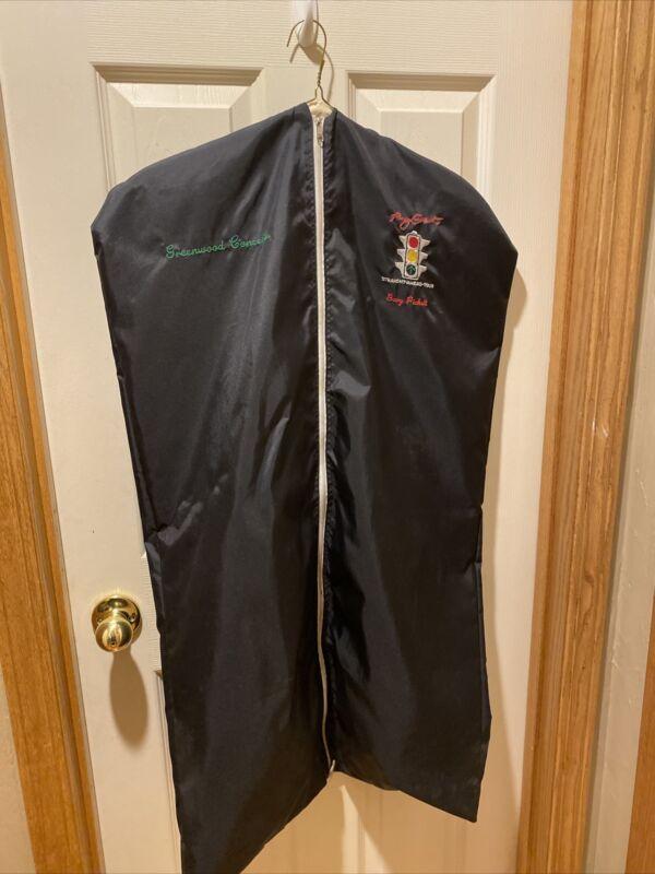 Original Amy Grant The Straight Ahead Tour Concert Crew Garment Bag