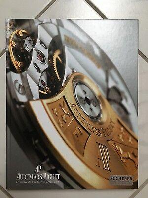 AP Audemars Piguet Uhren Katalog von 2005/06 mit Preisliste
