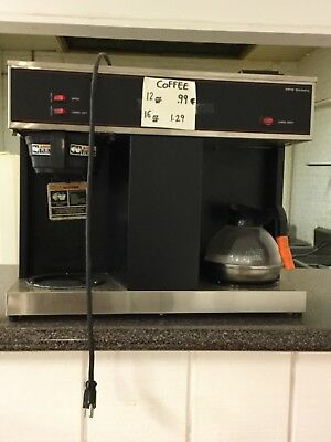 Bunn Coffee Maker With 3 Warmer