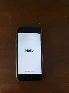 IPhone 6 64GB SPACE GRAY - PRICE REDUCED