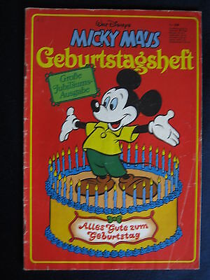 Comic  Micky Maus Geburtstagsheft 1978