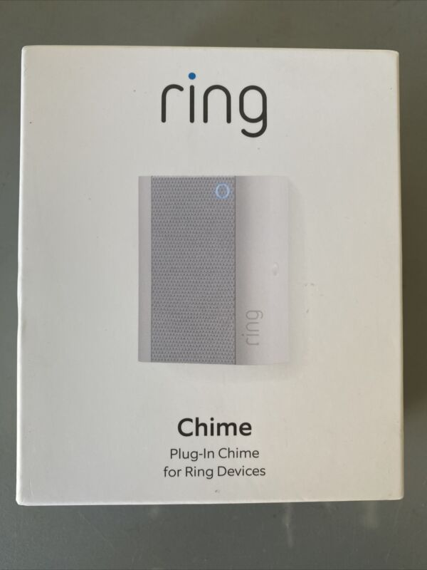 Ring Chime 2nd Generation Plug in Chime for Ring Devices