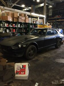 Looking To Buy Datsun Z Parts