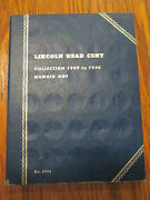 Lincoln Head Cent Book