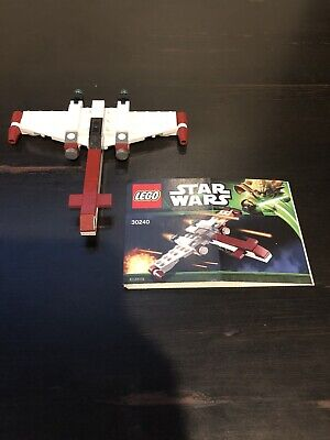 Lego Star Wars Z-95 Headhunter 30240 Complete With Instructions