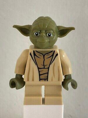 Lego Star Wars Yoda Minifigure