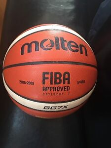 *New* Molten GG7X Basketball